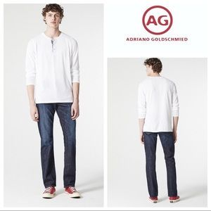 [AG Adriano Goldschmied] The Protege Straight Jean